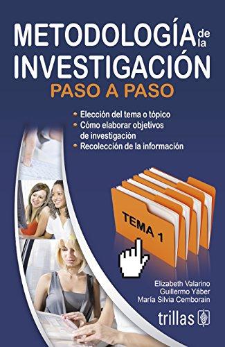 9786071705112: Metodologia de la investigacion / Research Methodology: Paso a paso / Step by Step (Spanish Edition)