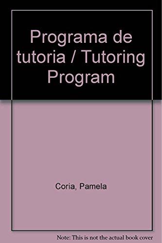 9786071705365: Programa de tutoria / Tutoring Program