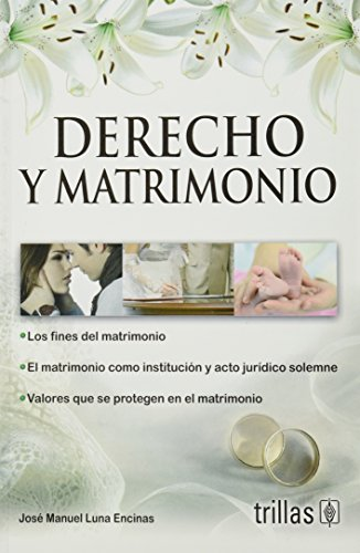 9786071706416: Derecho y matrimonio / Law and Marriage (Spanish Edition)