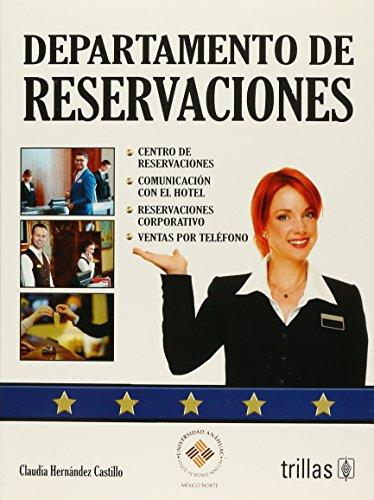 9786071706423: Departamento de reservaciones / Reservations Department (Spanish Edition)
