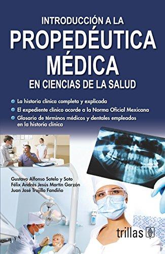 Introducción a la propedéutica médica en ciencias