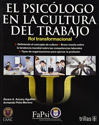 9786071707130: El psicologo en la cultura del trabajo / Psychologist in the culture of work (Spanish Edition)