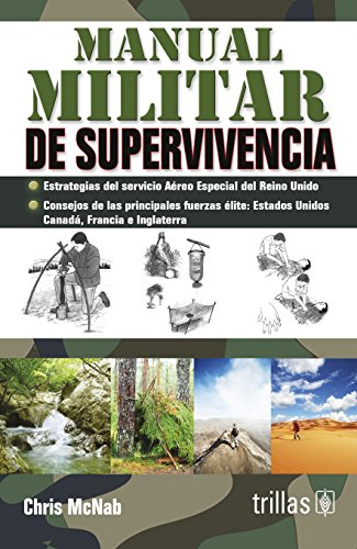 9786071707475: Manual militar de supervivencia / Military Survival Manual (Spanish Edition)