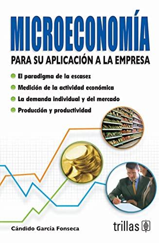 Microeconomia / Microeconomic (Spanish Edition): Fonseca, Candido Garcia