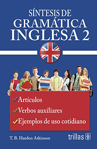 9786071707758: Sintesis de gramatica inglesa / Synthesis of English grammar (Spanish Edition)