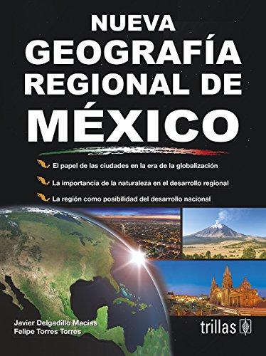 9786071708069: Nueva geografia regional de Mexico / New Regional Geography of Mexico (Spanish Edition)