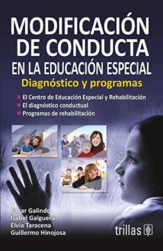 9786071708953: Modificacion de conducta en la educacion especial / Behavior Modification in Special Education (Spanish Edition)