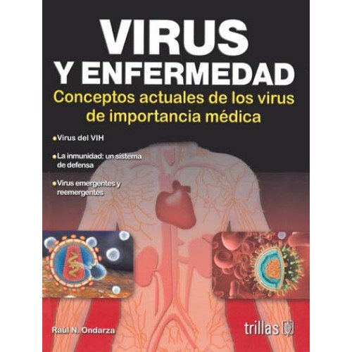 9786071709011: Virus y enfermedad / Virus and Disease