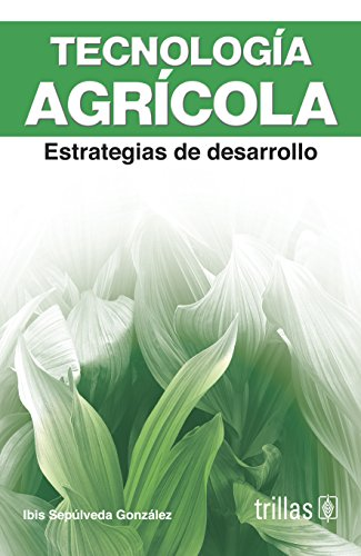 9786071709097: Tecnologia agricola / Agricultural technology (Spanish Edition)