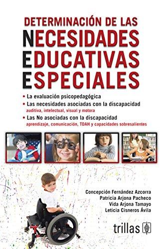 9786071709295: Determinacion de las necesidades educativas especiales / Determine the Special Educational Needs (Spanish Edition)
