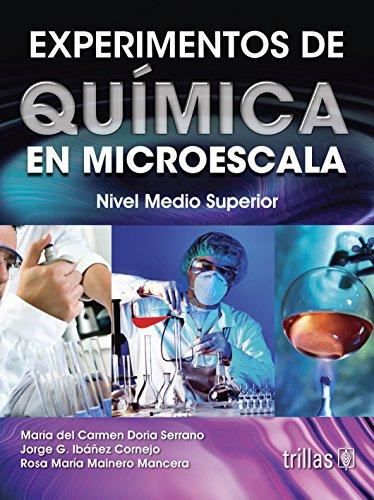9786071709677: Experimentos de quimica en microescala / Microscale chemistry experiments (Spanish Edition)