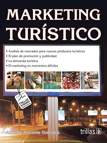 9786071710574: MARKETING TURISTICO