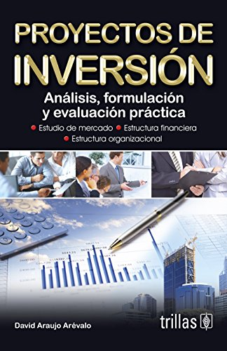 9786071710772: PROYECTOS DE INVERSION