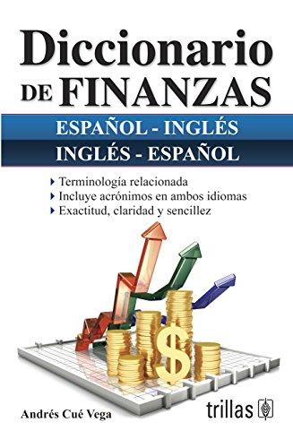 9786071710871: DICCIONARIO DE FINANZAS: ESPAÑOL-INGLES, INGLES-ESPAÑOL