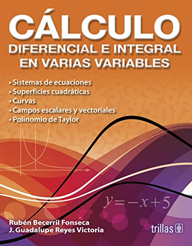 9786071710918: CALCULO DIFERENCIAL E INTEGRAL EN VARIAS VARIABLES