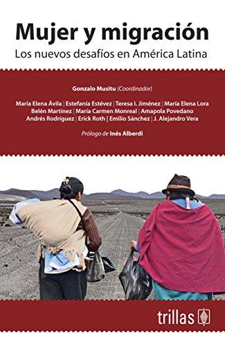 9786071711359: mujer y migracion