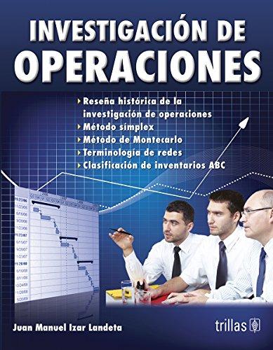 9786071711526: INVESTIGACION DE OPERACIONES