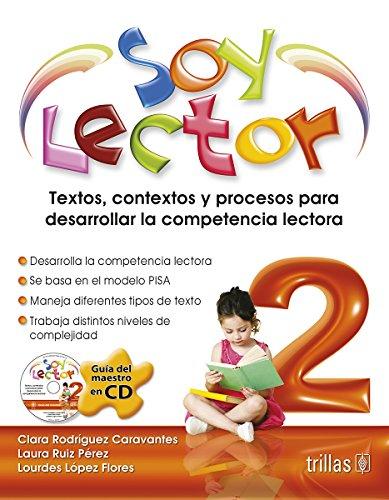 SOY LECTOR 2: CLARA RODRIGUEZ CARAVANTES