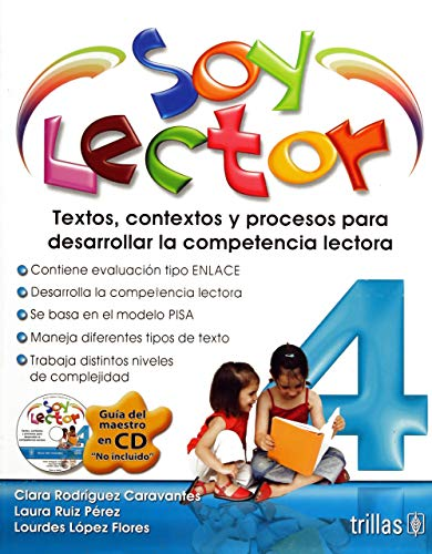 9786071711656: SOY LECTOR 4