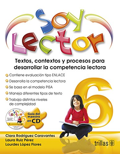 9786071711960: SOY LECTOR 6