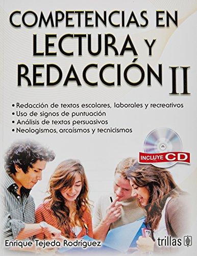 9786071712165: COMPETENCIAS EN LECTURA Y REDACCION II: INCLUYE CD