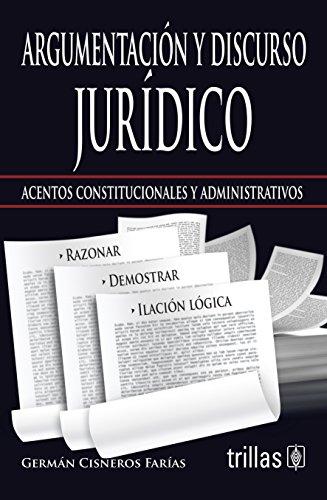 9786071712868: ARGUMENTACION Y DISCURSO JURIDICO