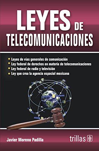 9786071713704: Leyes de telecomunicaciones / Telecommunications laws (Spanish Edition)