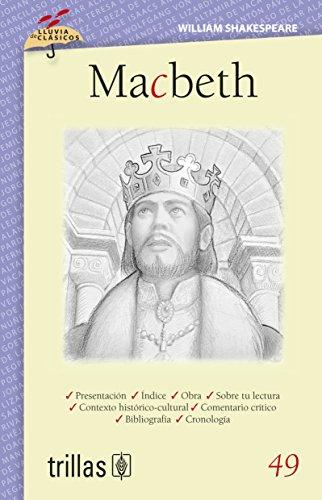 9786071713902: Macbeth (Lluvia De Clásicos) (Spanish Edition)
