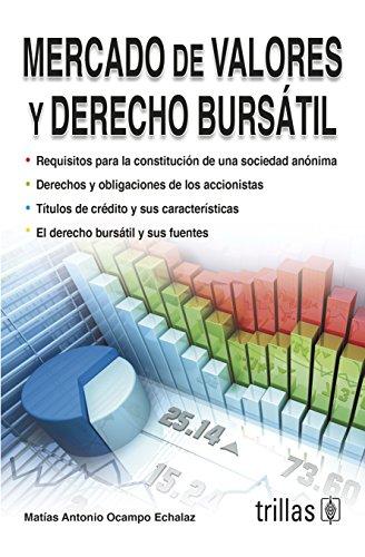 9786071714121: MERCADO DE VALORES Y DERECHO BURSATIL