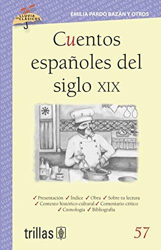 9786071714145: Cuentos Espanoles Del Siglo Xix, Volumen 87