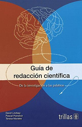 9786071714411: GUIA DE REDACCION CIENTIFICA