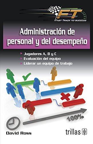 9786071714619: ADMINISTRACION DE PERSONAL Y DEL DESEMPEÑO