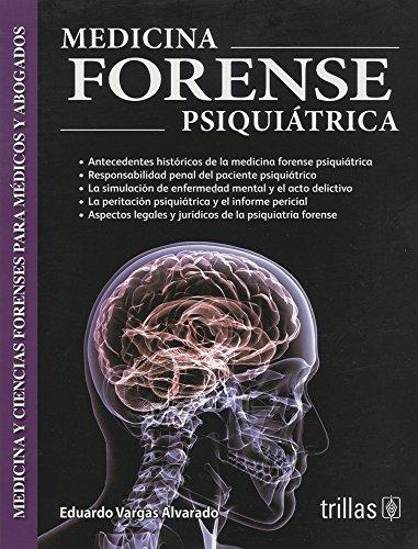 9786071714749: MEDICINA FORENSE PSIQUIATRICA