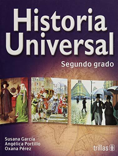 9786071714947: HISTORIA UNIVERSAL 2. SECUNDARIA