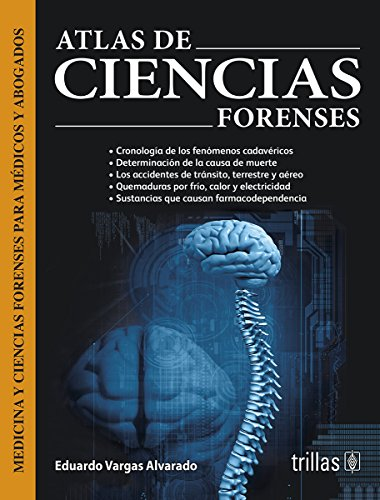 9786071715661: ATLAS DE CIENCIAS FORENSES