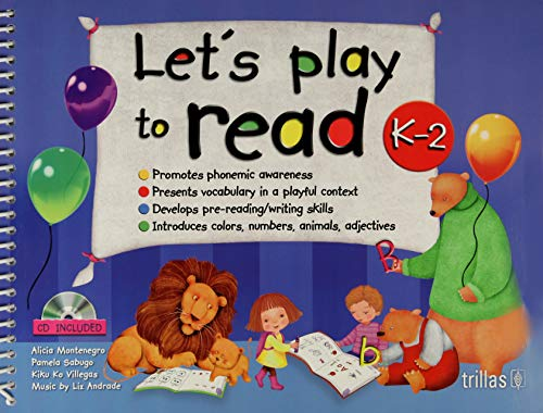 9786071716392: Let's Play to Read: K-2