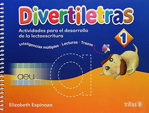 9786071717313: DIVERTILETRAS 1