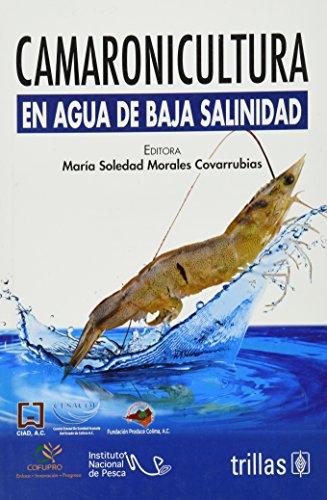 9786071717665: CAMARONICULTURA EN AGUA DE BAJA SALINIDAD