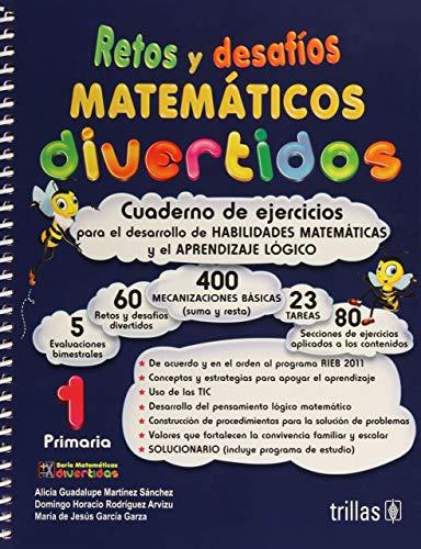 9786071717917: RETOS Y DESAFIOS MATEMATICOS DIVERTIDOS 1. PRIMARIA