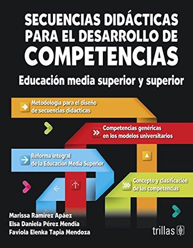 9786071718198: Secuencias Didácticas para el Desarrollo de Competencias