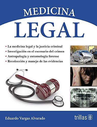 Medicina Legal: VARGAS ALVARADO, EDUARDO