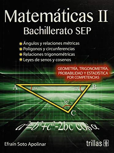 9786071718853: MATEMATICAS 2: BACHILLERATO SEP