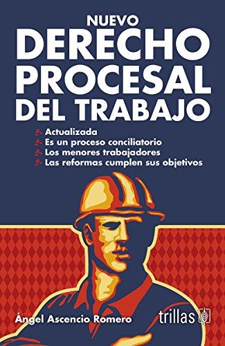 9786071719225: Nuevo Derecho Procesal Del Trabajo