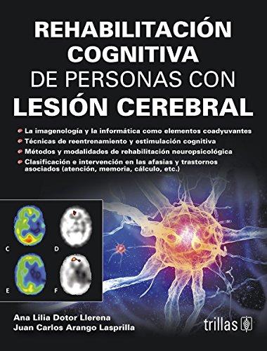 9786071719850: REHABILITACION COGNITIVA DE PERSONAS CON LESION CEREBRAL