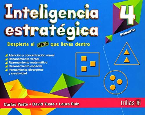 9786071721556: INTELIGENCIA ESTRATEGICA 4