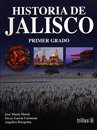 9786071722522: HISTORIA DE JALISCO 1