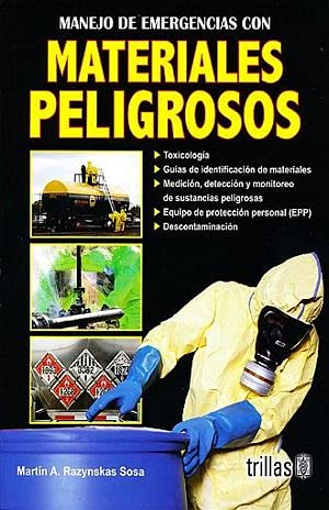 MANEJO DE EMERGENCIAS CON MATERIALES PELIGROSOS: RAZYNSKAS SOSA, MARTIN