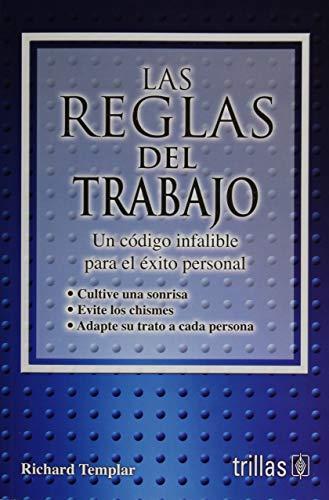 9786071724601: LAS REGLAS DEL TRABAJO