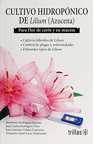 9786071725837: Cultivo Hidroponico De Lilium (azucena)