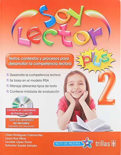 SOY LECTOR PLUS 2. CONTIENE UN LABORATORIO: RODRIGUEZ CARAVANTES, CLARA